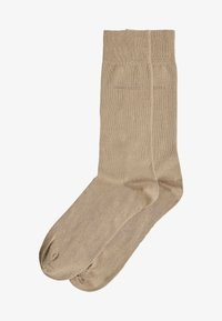 2 PACK - Sokken - beige