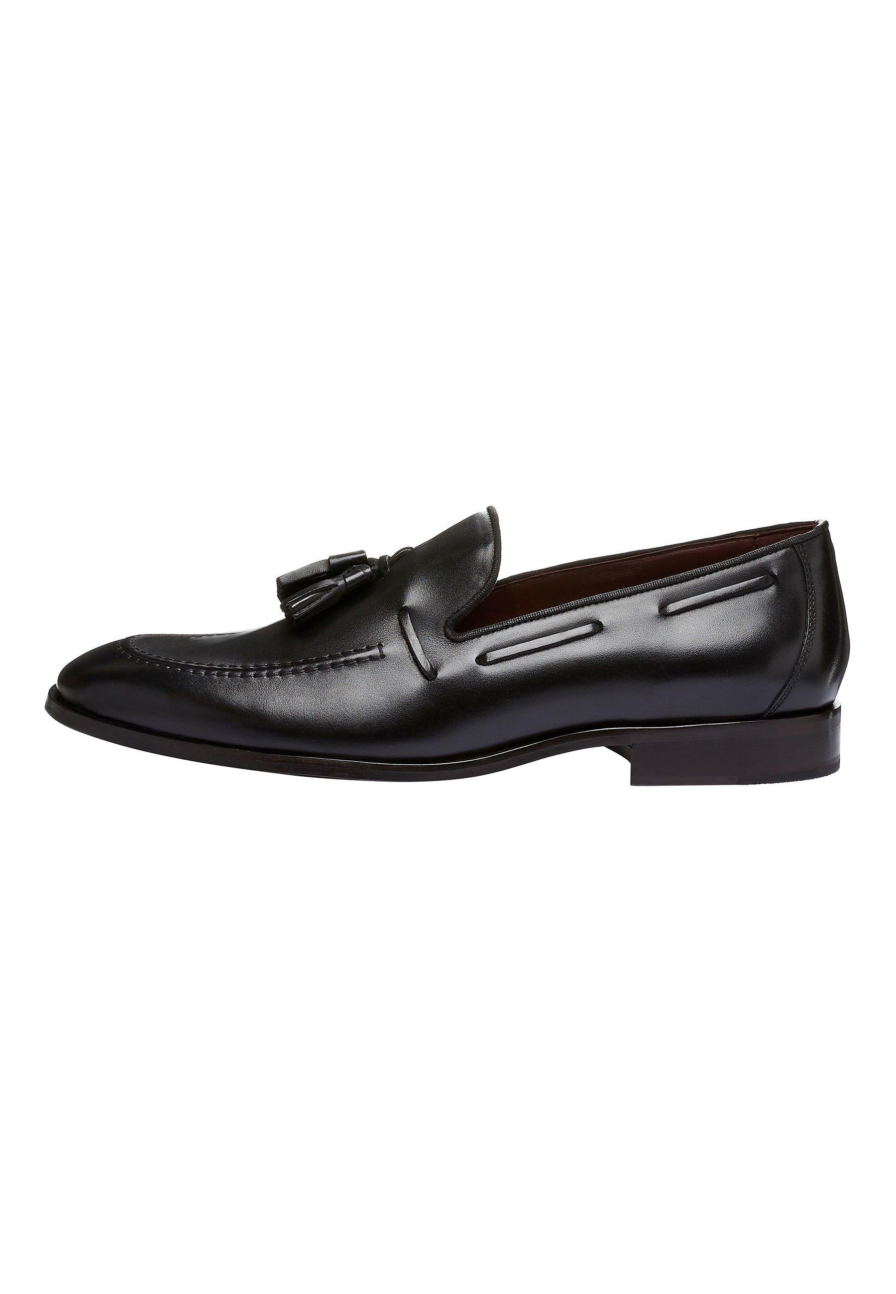 Dobra sprzedaż Najtańsze Next Eleganckie buty - black | Obuwie męskie 2020 40arA