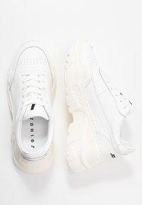 Joshua Sanders - ZENITH CLASSIC DONNA - Sneakers laag - white - 3