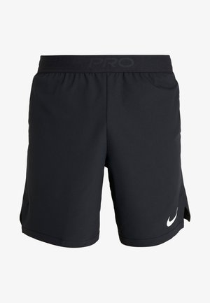 VENT MAX - Short de sport - black/white