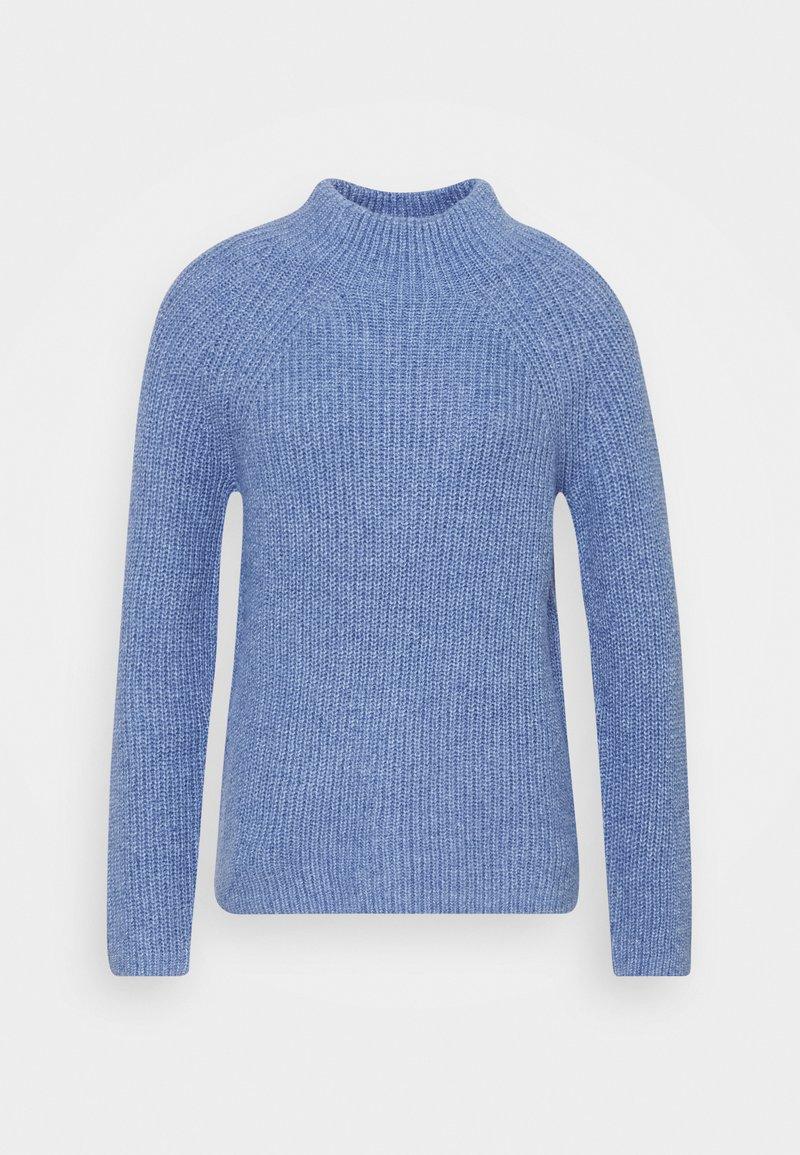 TOM TAILOR - CHUNKY - Trui - blueberry blue melange