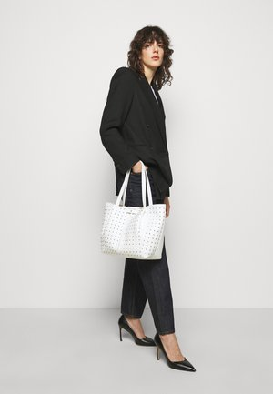 BORSA SET - Shopper - bianco