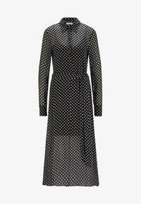 BOSS - Shirt dress - black - 5