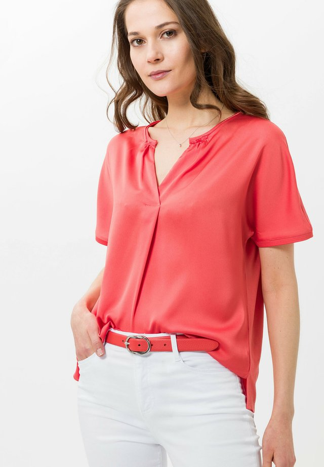 STYLE CAELEN - Blouse - coral