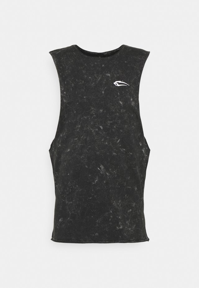 TANK MATRIX - Top - schwarz