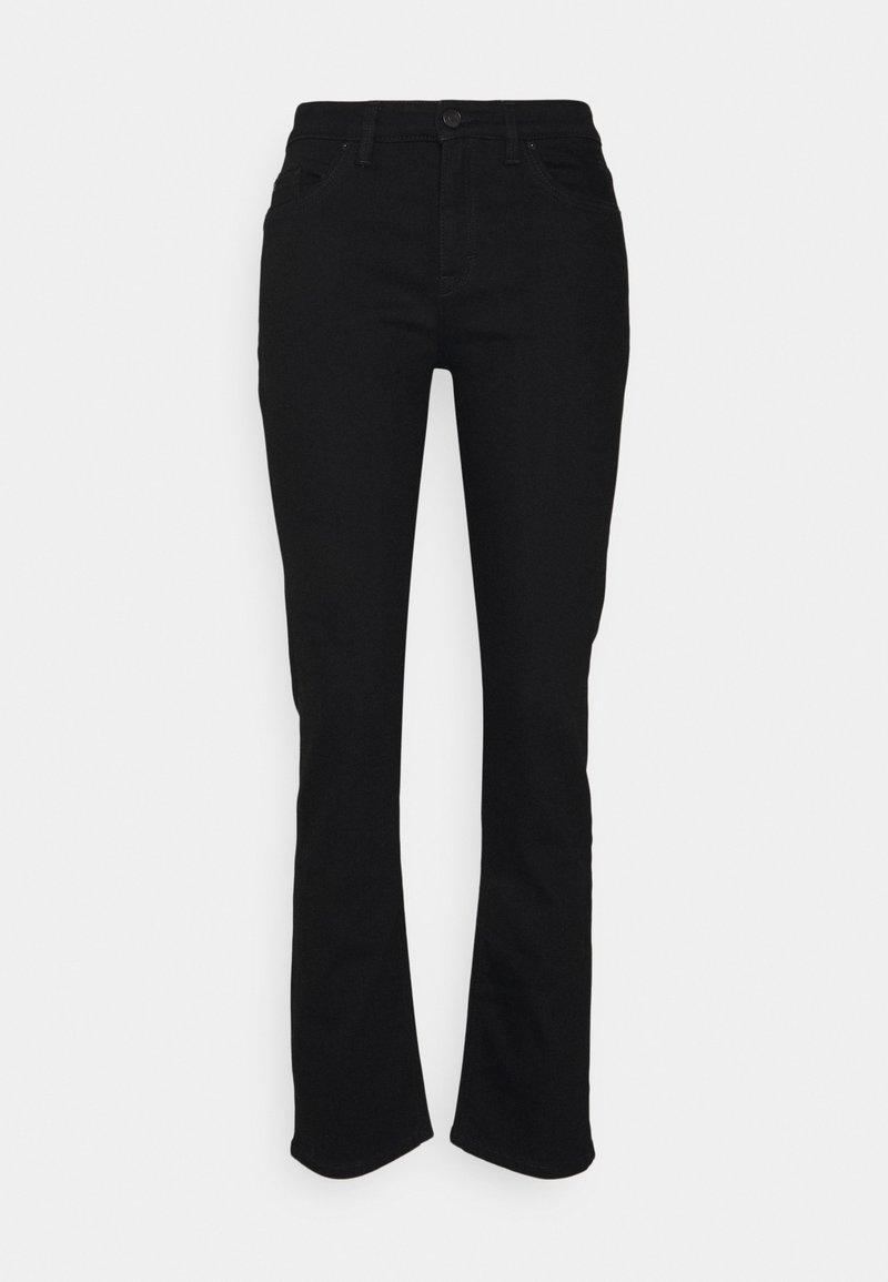 Esprit - Straight leg jeans - black