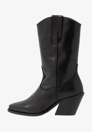 VMASA BOOT - Stivali texani / biker - black