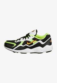 Nike Sportswear - Sneakers - black/volt-habanero red-white - 0