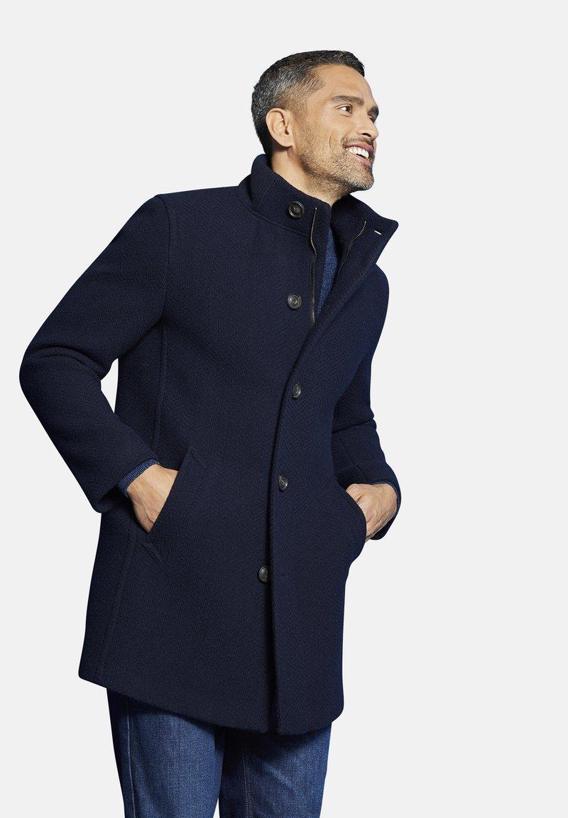 Bugatti - Short coat - marine