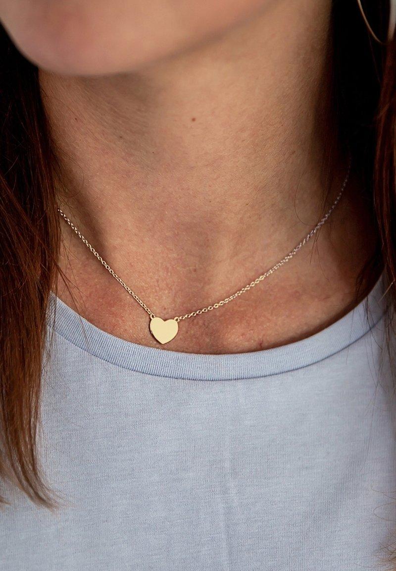 Glanzstücke München - Necklace - gelbgold