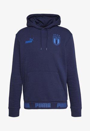 ITALIEN HOODY - Hoodie - peacoat/team power blue