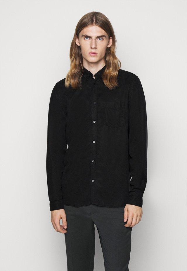 HENDRIX - Camicia - black