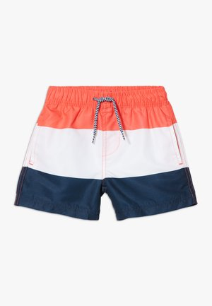 BEACH BERMUDA - Swimming shorts - tomate original
