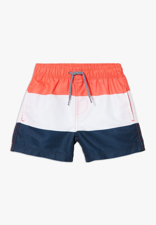BEACH BERMUDA - Swimming shorts - tomate original