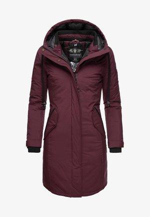 LETIZIAA - Winter coat - burgundy