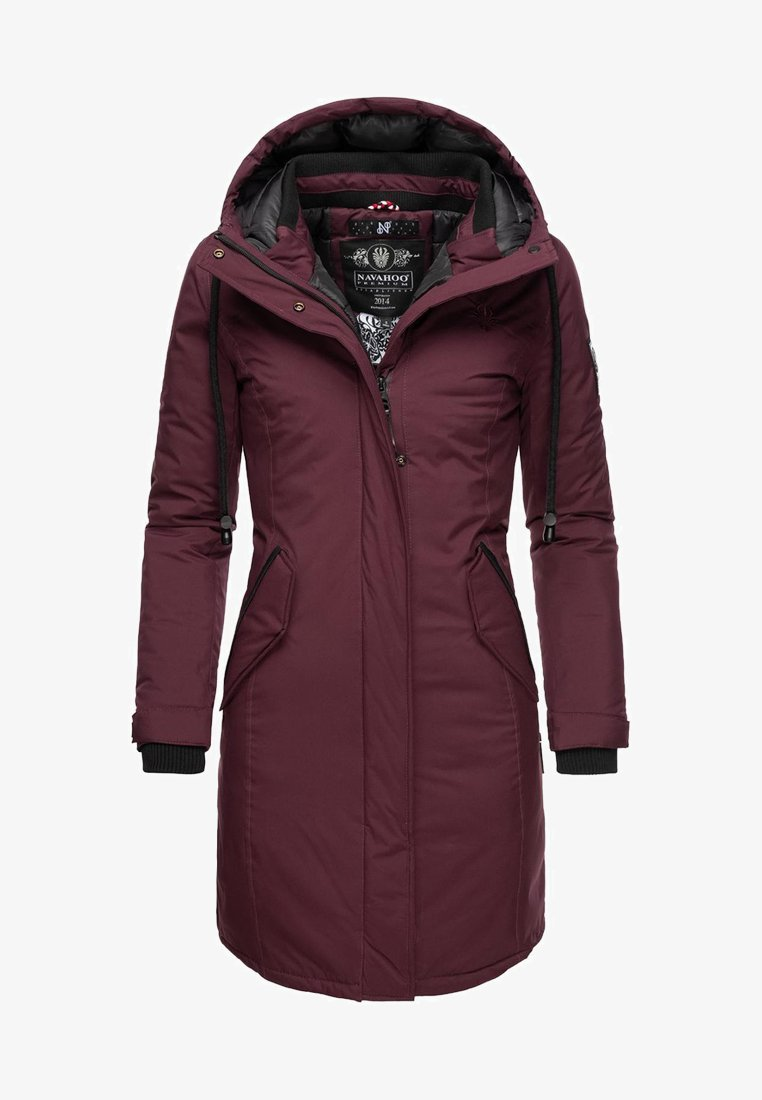 Navahoo - LETIZIAA - Winter coat - burgundy
