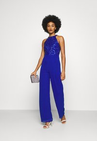 Lace & Beads - AVA - Jumpsuit - strong blue - 1