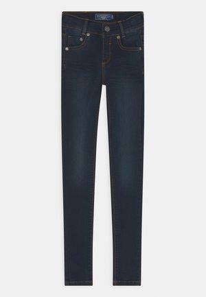 RÖHRE ULTRASTRETCH - Jeans Skinny Fit - dark blue ultrastretch
