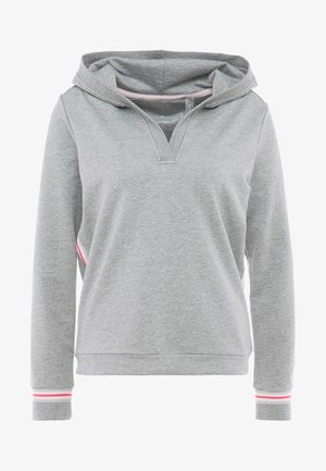 SARIA - Hoodie - light grey heather