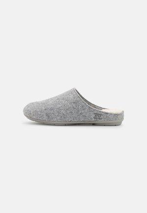 HOMESLIPPER PLAIN - Domácí obuv - grey