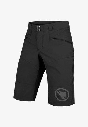 SINGLETRACK  - Sports shorts - schwarz