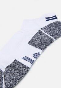 Skechers Performance - MENS SNEAKER 6 PACK - Sports socks - white - 1