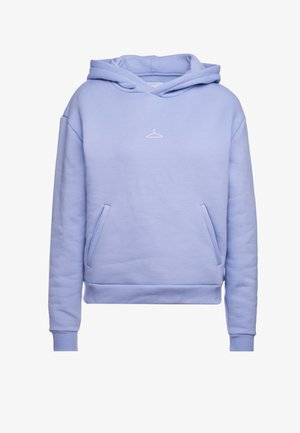 HANG ON HOODIE - Jersey con capucha - bleu