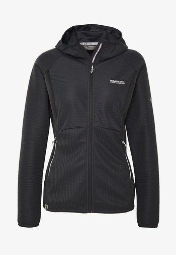 WOMENS TEROTA - Fleece jacket - seal grey