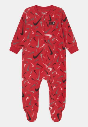PARADE FOOTED COVERALL UNISEX - Kruippakje - university red