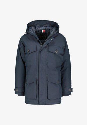Heavy Canvas - Winter coat - darkblue