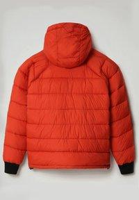 Napapijri - CIRCULAR PUFFER - Winter jacket - orange clay - 6