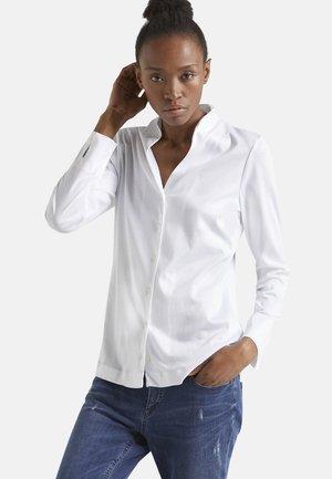 METTY - Button-down blouse - weiß