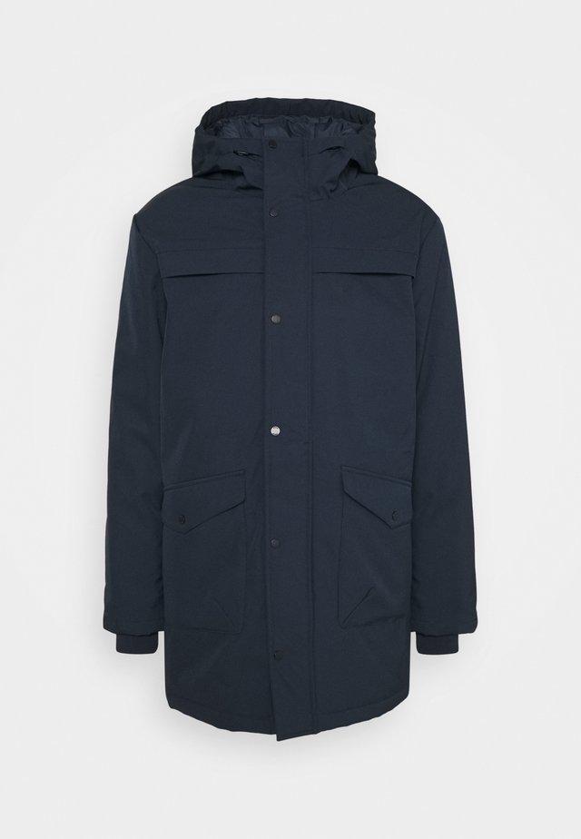 LYNGDAL - Winter coat - dark saphire