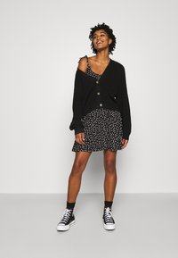 Even&Odd - Jersey dress - black/white - 1