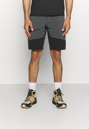 RUGGED FLEX MEN - Outdoor shorts - magnetite/true black