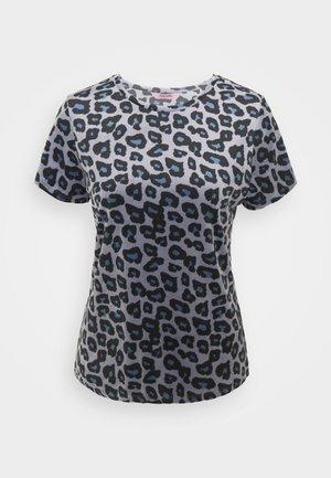 LEOPARD - Pyjama top - folkstone grey