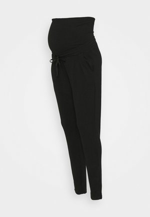 MLLIF PANTS - Trousers - black