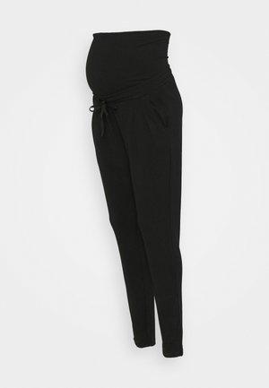 MLLIF PANTS - Pantalones - black