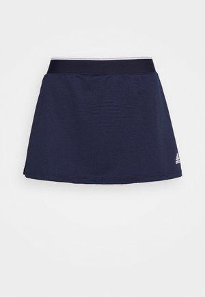 CLUB SKIRT - Sports skirt - legend ink/white