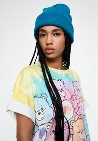 PULL&BEAR - T-shirt imprimé - multi-coloured - 3