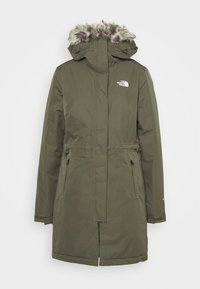 The North Face - RECYCLED ZANECK VANADIS - Parka - new taupe green - 5