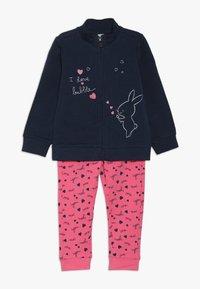 OVS - BABY ZIP SET - Zip-up hoodie - dress blues - 0
