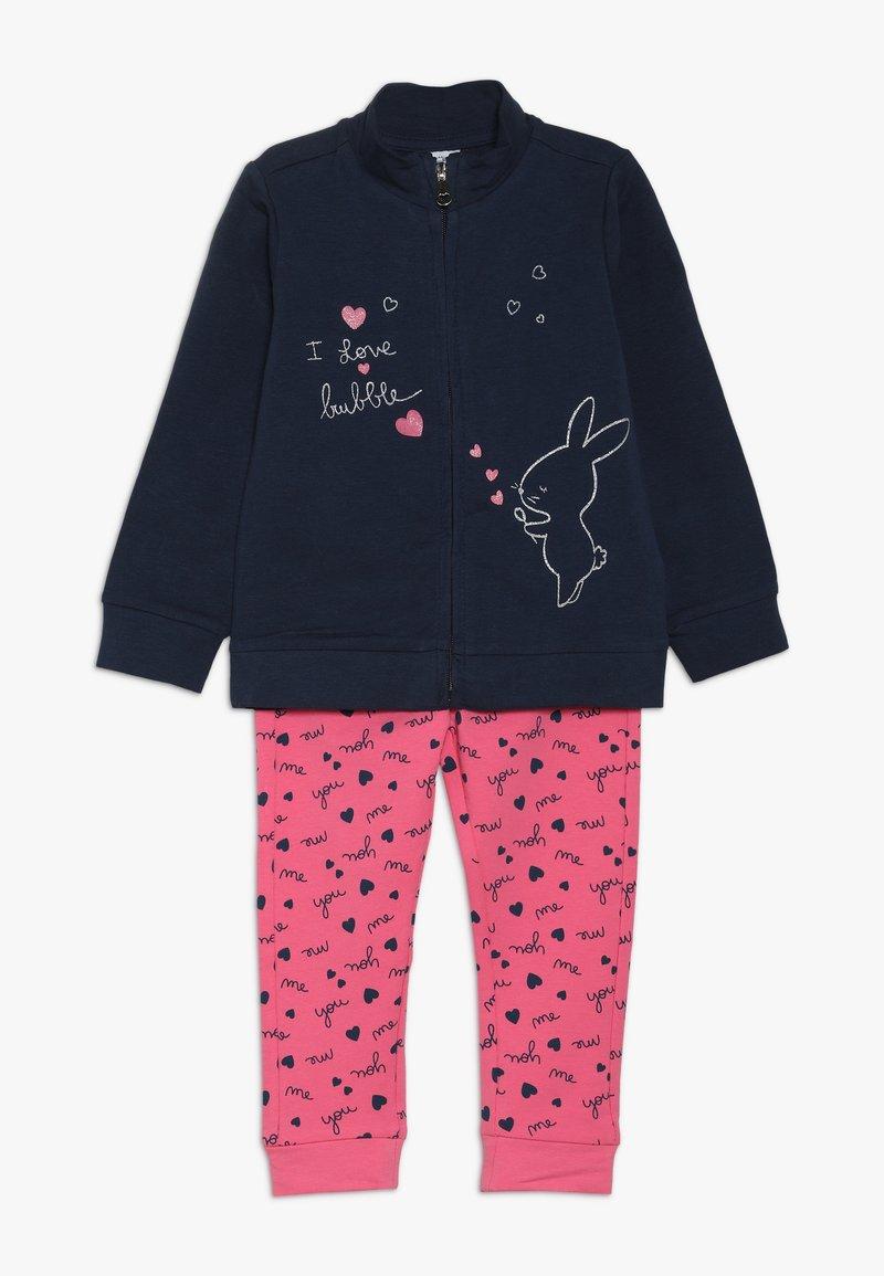 OVS - BABY ZIP SET - Zip-up hoodie - dress blues