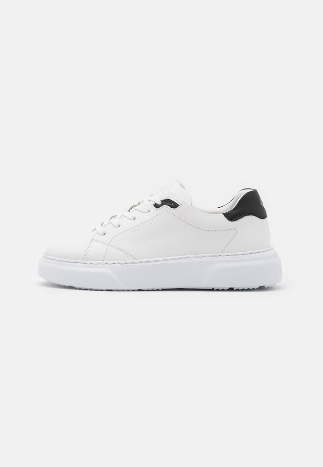 SEACOAST  - Sneakers basse - white/black
