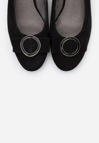 Caprice - COURT SHOE - Classic heels - black - 5