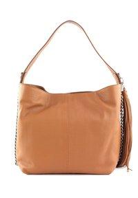 FREDsBRUDER - SOFT ALA - Handbag - dark camel - 1