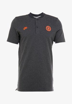 CHELSEA LONDON MODERN - Club wear - black/black heather/rush orange
