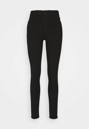 VIJEGGY ANA - Slim fit jeans - black denim