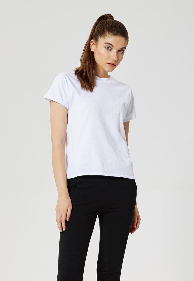 T-paita - blanc