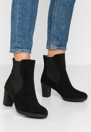 ADHARE - Classic ankle boots - black